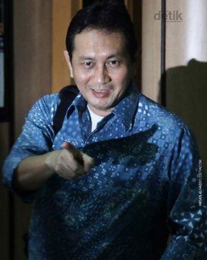 Udar Pristono Gugat Kejagung: Kalau Kasus Dipegang KPK Digeledah, Saya Tidak