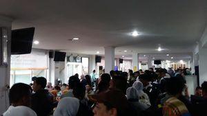 Long Weekend, Bandara Husein Sastranegara Bandung Disesaki Penumpang