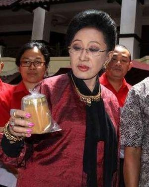 Mooryati Soedibyo Menghadap Jokowi, Ingin Bentuk Paguyuban Keraton Surakarta