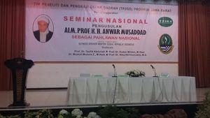 Kemensos Usulkan Prof KH Anwar Musaddad dari Garut Jadi Pahlawan Nasional