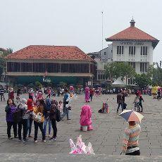 Kota Tua, Jalan-jalan Melihat Potret Jakarta di Masa Kolonial