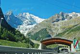 Cantiknya Mont Blanc, Puncak Tertinggi Pegunungan Alpen
