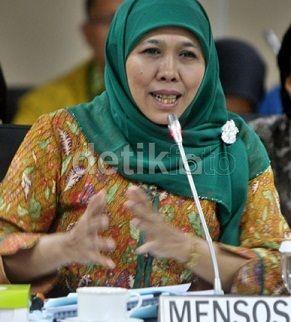 Mensos: Tahun Lalu Ada 418 Ribu Warga yang Tidak Cairkan Dana KKS