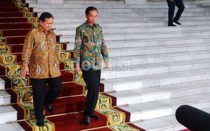 Elektabilitas Jokowi Makin Jauh Tinggalkan Prabowo