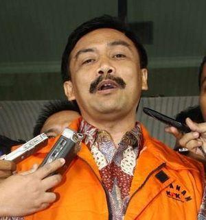 Kasasi Ditolak, Andi Mallarangeng Tetap Dihukum 4 Tahun