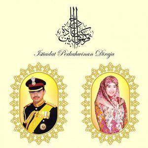 Sultan Brunei Nikahkan Anak Keenamnya dalam Royal Wedding Selama 11 Hari