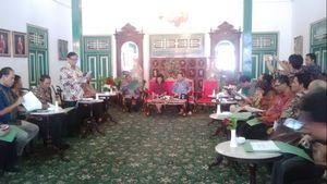 Di Kraton Yogya, DPD Dijamu Sultan dan Serap Aspirasi Persoalan Daerah
