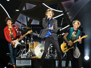 Tak Ada Kata Pensiun, The Rolling Stones Persiapkan Album Baru