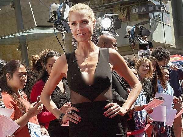 Heidi Klum Superseksi di Usia 41 Tahun