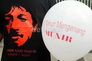 Munir Jadi Nama Jalan di Den Haag, Suciwati Pertanyakan Komitmen Indonesia Soal HAM