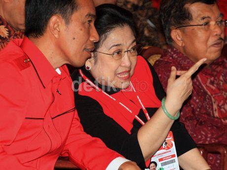 Kongres PDIP Baru Dapat Disebut Sukses Jika Jokowi Ikuti Arahan Partai