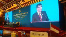 Menkumham RI Minta Tiongkok Bantu Pengembalian Aset Bank Century