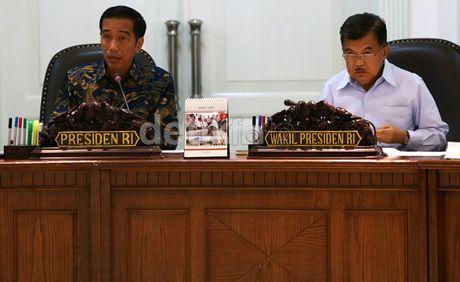 Siapa The Messenger Pemalsu Pesan Jokowi ke Mega?