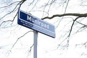Nama Munir Resmi Jadi Nama Jalan di Den Haag