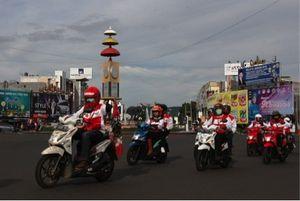 Tangguh! Honda BeAT Sukses Jelajahi Lampung 40 Hari Non-Stop