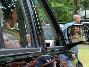 Mobil Dinas Walikota Bekas Jokowi akan Dilelang