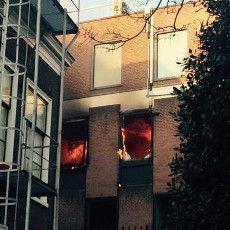 Kedubes Inggris di Belanda Dilanda Kebakaran, 1 Orang Ditangkap