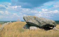 Tumpukan Batu di Denmark Konon Dibangun Oleh Monster Troll