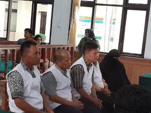 Sidang Mafia Migas Abob Cs, Lagi-lagi Jaksa Tak Bisa Hadirkan Saksi TNI AL