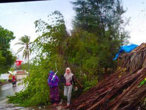 Angin Puting Beliung Rusak Puluhan Rumah di Pidie
