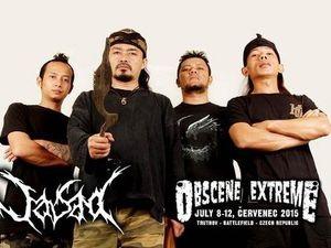 Selain Bloodstock, Jasad Bersiap Bangkit di Festival Musik Metal Ceko