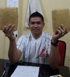 Polresta Palembang Tangkap 22 Tersangka Narkoba dalam Sepekan