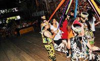 Tak Terlupakan, Menari Dengan Suku Dayak di Kalimantan