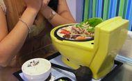 Restoran Bertema Toilet di Taiwan Bikin Turis Geleng Kepala