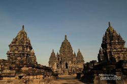 Candi Sewu yang Nyaris Terlupakan di Yogyakarta