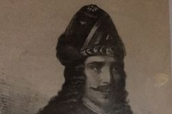 Penampakan Istana Drakula di Rumania