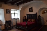 Penampakan Kamar Tidur Drakula di Rumania