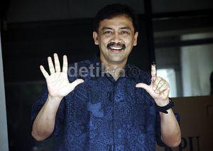 Andi Mallarangeng dan Budi Mulya Masuk Kamar Admisi Orientasi Lapas Sukamiskin