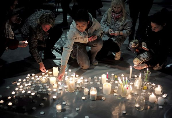 Aksi Tolak Eksekusi Mati di Filipina dan Australia - 7