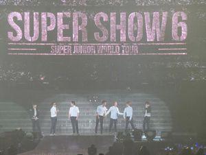Konser Super Show 6 Indonesia: yang Pertama dan Terakhir dari Super Junior