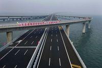 Merentang 42 Km, Ini Dia Jembatan Terpanjang di Dunia