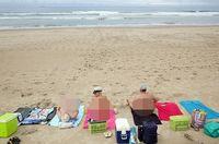 Sst! Afrika Selatan Akan Punya Pantai Nudis