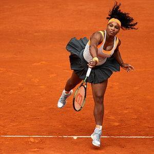 Serena Menang Mudah