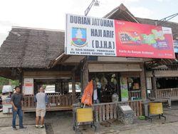 Tempat Makan Durian Paling Enak di Banten