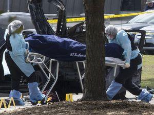 Jenazah Pelaku Penembakan di Texas Dievakuasi