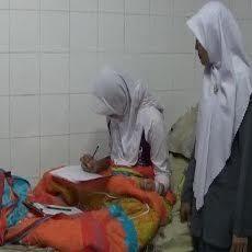 Siswi SMP di Sumenep UN di Rumah Sakit karena Terserang DB