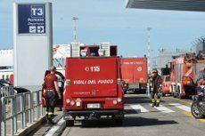 12 Jam Ditutup Akibat Kebakaran, Bandara Fiumicino Italia Dibuka Kembali