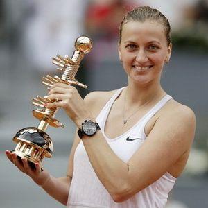 Kvitova Juara Usai Kalahkan Kuznetsova
