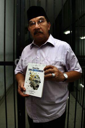 Anggap Kasusnya Janggal, Antasari Azhar Ajukan Grasi