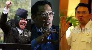 Akankah Ridwan Kamil Ikuti Jejak Jokowi ke DKI 1?