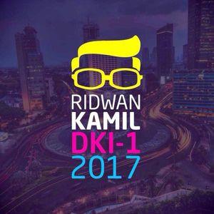 Ridwan Kamil Terganggu Kampanye for DKI 1