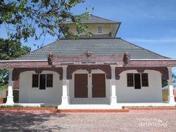 Inilah Rumah Ibadah Agama Parmalim di Sumut