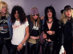Ups! Lagu Sweet Child O Mine GNR Dituding Plagiat