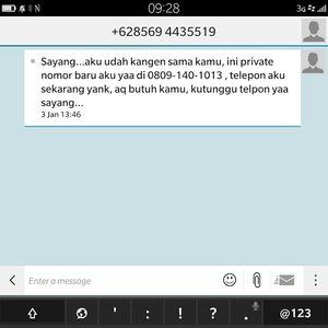 Indosat: Pelanggan Bisa Laporkan SMS Cabul ke BRTI