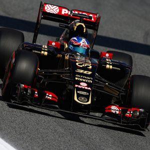 Palmer Bawa Lotus Jadi yang Tercepat