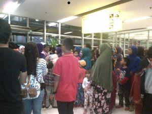 Bandara Makassar Sesak di Hari Minggu, Ini Penjelasan Kemenhub